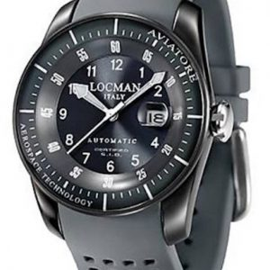 Locman Aviatore watch 0455V04-GUGYAWSA - The Posh Watch Shop