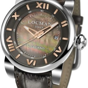 Locman Toscano watch 0590V11-00MNPSN - The Posh Watch Shop