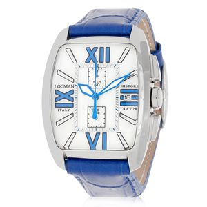 Locman History watch 487N00MWFBL0PSB - The Posh Watch Shop