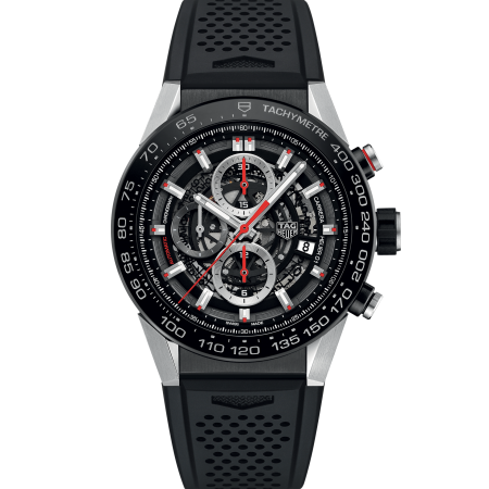 Tag Heuer  Carrera Calibre Heur-1 - The Posh Watch Shop