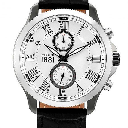 CERRUTI 1881 WATCH CRA152SUS04BK - The Posh watch Shop
