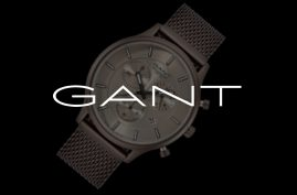 Gant Logo - the posh watch shop
