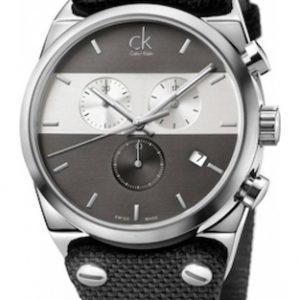 Calvin Klein Eager watch k4b374b3 - The Posh Watch Shop