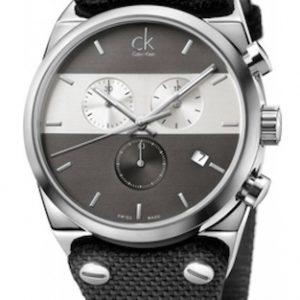 Calvin Klein Eager watch k4b374b6 - The Posh Watch Shop