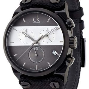 Calvin Klein Eager watch k4b384b3 - The Posh Watch Shop