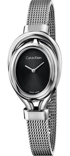 Calvin Klein Belt watch k5h23121 - The Posh Watch Shop