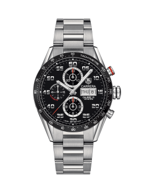 Tag Heuer Carrera watch CV2A1R.BA0799 - The Posh Watch Shop