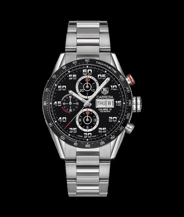 Tag Heuer Carrera watch CV2A1R.BA0799 - The Posh Watch Shop