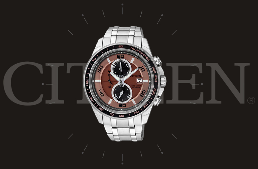 Citizen Watches - The Posh Watch Shop