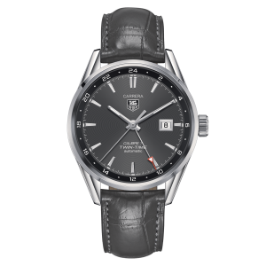 Tag Heuer Calibre-7 Twin-Time WAR2012-FC6326 watch - The Posh watch shop
