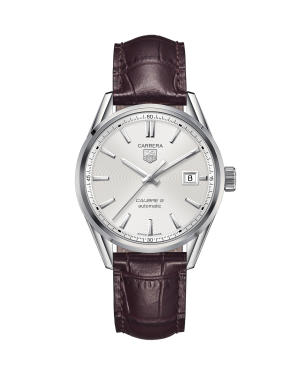 Tag Heuer Carrera Calibre-5 war211b-fc6181 - The Posh Watch Shop