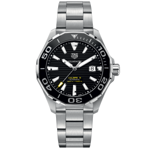 Tag Heuer Aquaracer Calibre-5 WAY201-BA0927 - The Posh Watch Shop