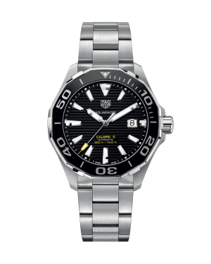 Tag Heuer Aquaracer Calibre-5 WAY201A-BA0927 - The Posh Watch Shop
