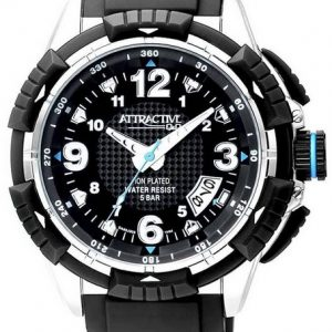 Citizen Q&Q watch DA60J305Y - The Posh Watch Shop