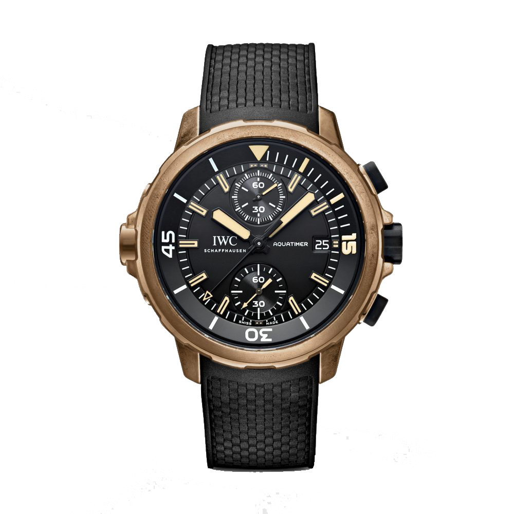 "AQUATIMER CHRONOGRAPH EDITION ""EXPEDITION CHARLES DARWIN"