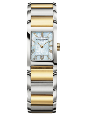 Baume & Mercier Hampton watch M0A08777 - The Posh Watch Shop
