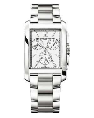 Baume & Mercier Hampton watch M0A08824 - The Posh Watch Shop