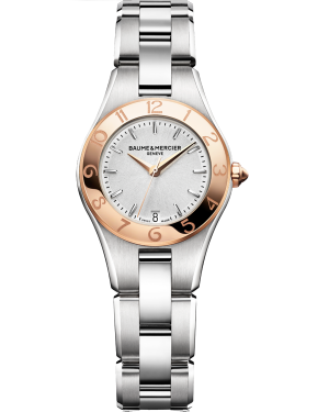 BAUME & MERCIER LINEA M0A10014 - The Posh Watch Shop