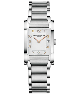 Baume & Mercier Hampton watch M0A10049 - The Posh Watch Shop
