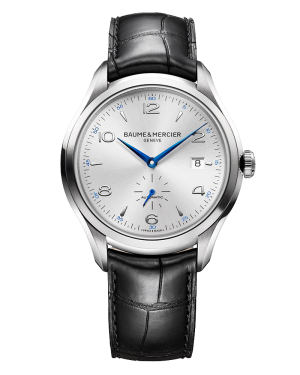 Baume & Mercier Clifton watch M0A10052 - The Posh Watch Shop