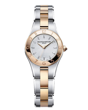 Baume & Mercier Linea watch M0A10080 - The Posh Watch Shop