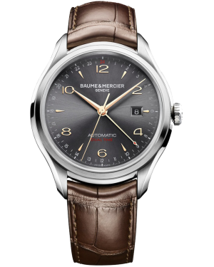 Baume & Mercier Clifton watch M0A10111 - The Posh Watch Shop