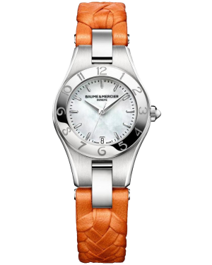 Baume & Mercier Linea watch M0A10115 - The Posh Watch Shop