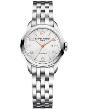 Baume & Mercier Clifton watch M0A10150 - The Posh Watch Shop