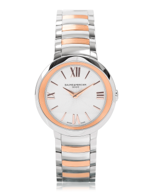 Baume & Mercier Promesse watch M0A10159 - The Posh Watch Shop