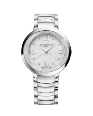 Baume & Mercier Promesse watch M0A10162 - The Posh Watch shop