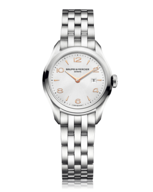 Baume & Mercier Clifton watch M0A10175 - The Posh Watch Shop