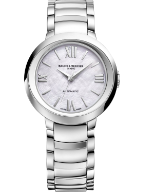 Baume & Mercier Promesse watch M0A10182 - The Posh Watch Shop