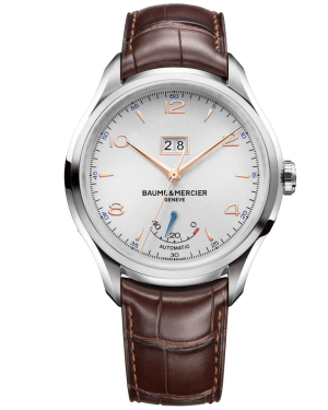 Baume & Mercier Clifton watch M0A10205 - The Posh Watch Shop