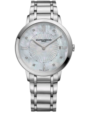 Baume & Mercier Classima watch M0A10225 - The Posh Watch Shop