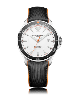 Baume & Mercier Clifton watch M0A10337 - The Posh Watch Shop