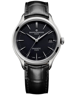 Baume & Mercier Clifton watch M0A10399 - The Posh Watch Shop