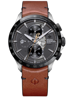 Baume & Mercier Clifton watch M0A10402 - The Posh Watch Shop