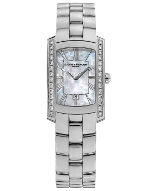Baume & Mercier Hampton Milleis watch MOA08745 - The Posh Watch Shop