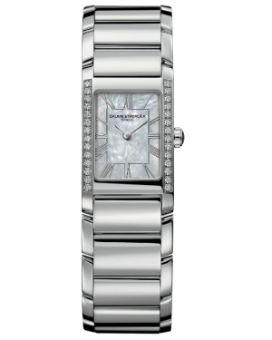 Baume & Mercier Hampton Classic watch MOA08748 - The Posh Watch Shop