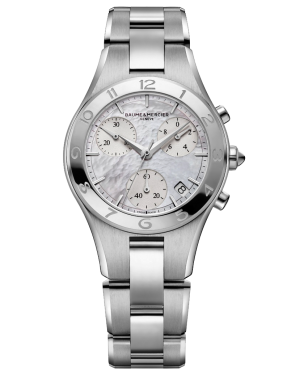 Baume & Mercier Linea watch MOA10012 - The Posh Watch Shop