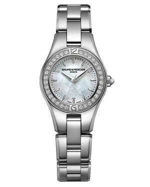 Baume & Mercier Linea watch MOA10013 - The Posh Watch Shop