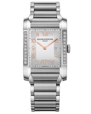 Baume & Mercier Hampton watch MOA10023 - The Posh Watch Shop