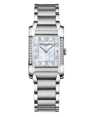Baume & Mercier Hampton watch MOA10051 - The Posh Watch Shop