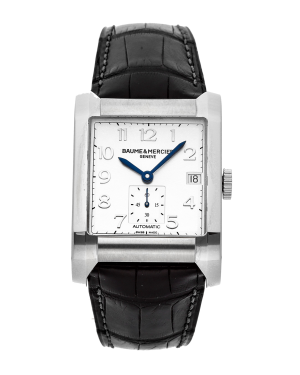 Baume & Mercier Hampton watch M0A10026 - The Posh Watch Shop