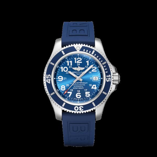 Breitling Superocean II Marina Blue A17365D11C1S2