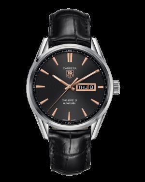 Tag Heuer Carrera Calibre-5WAR201C-FC6266 - The Posh Watch Shop