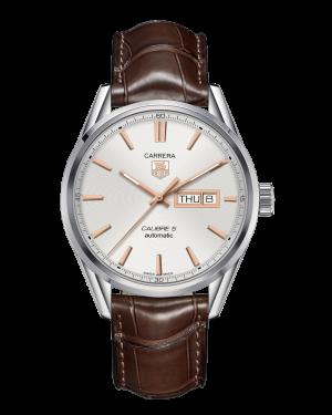 Tag Heuer Carrera Calibre-5WAR201D-FC6291 - The Posh Watch Shop