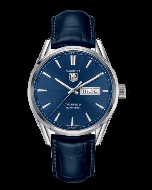 Tag Heuer Carrera Calibre-5WAR201E-FC6292 - The Posh Watch Shop