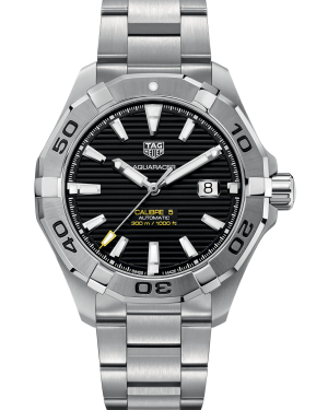 Tag Heuer Aquaracer Calibre-5 WAY2010-BA0927 - The Posh Watch Shop
