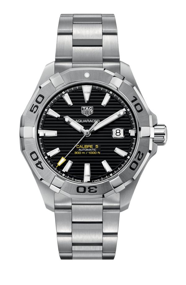Tag Heuer Aquaracer Calibre-5 WAY2010-BA0927 - The Posh Watch Shop